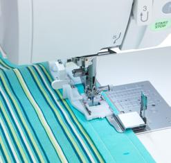 Janome 9400 1-step buttonhole