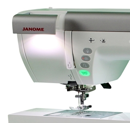 Janome 9400 high light