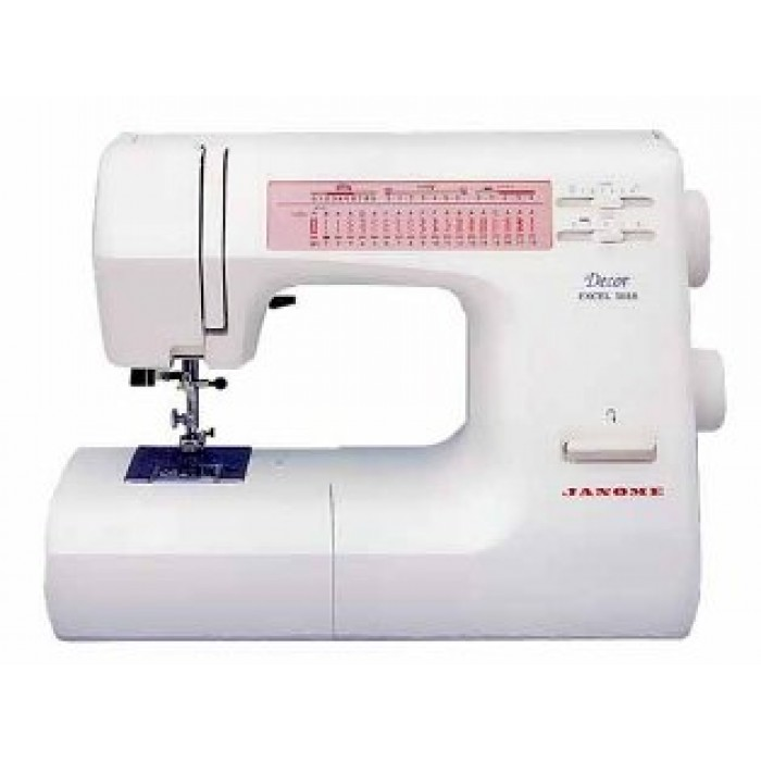 janome decor excel 5018 ForDecor Excel 5018