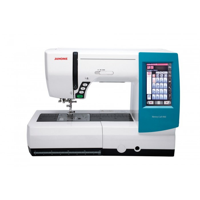 Janome 9900 Sewing Machine Sale At Janome Flyer Canada