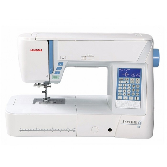 janome skyline sewing machine reviews