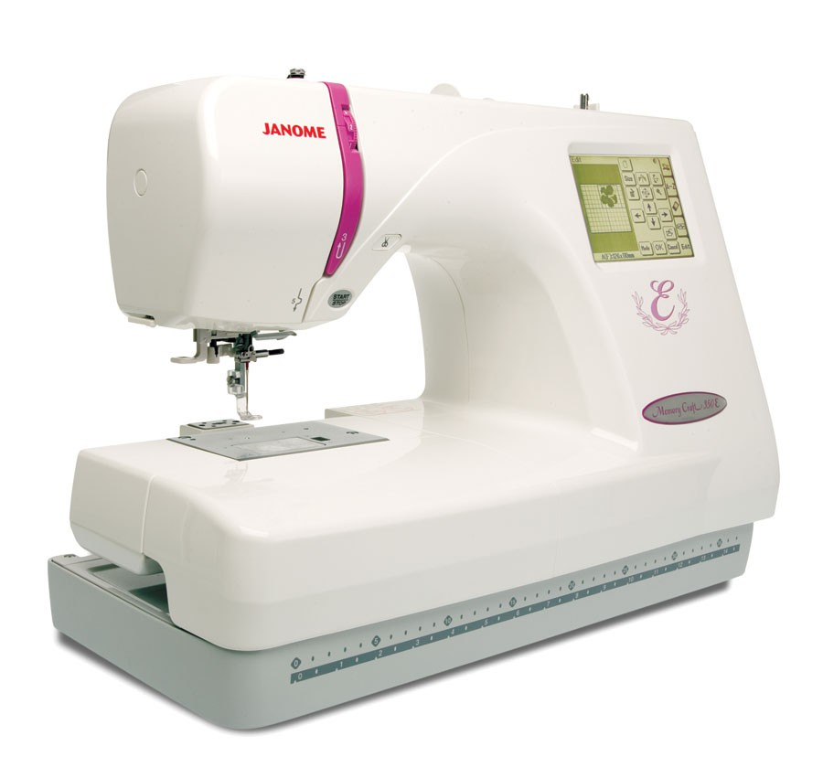 janome 350e embroidery machine ForJanome Memory Craft 350e Manual