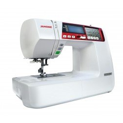 Janome 4120QDC-R Sewing Machine