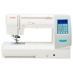 Janome Memory Craft 8200QC SE