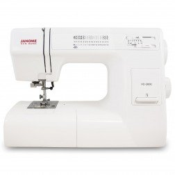 SAVE 37% Janome HD3000 Heavy-Duty Sewing Machine