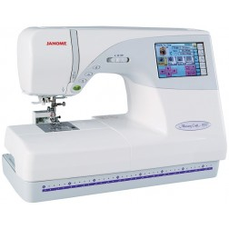 Janome Memory Craft 9700 Embroidery Sewing Machine