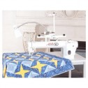 Janome long arm quilting machine