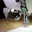 Janome 12000 built o magnifier