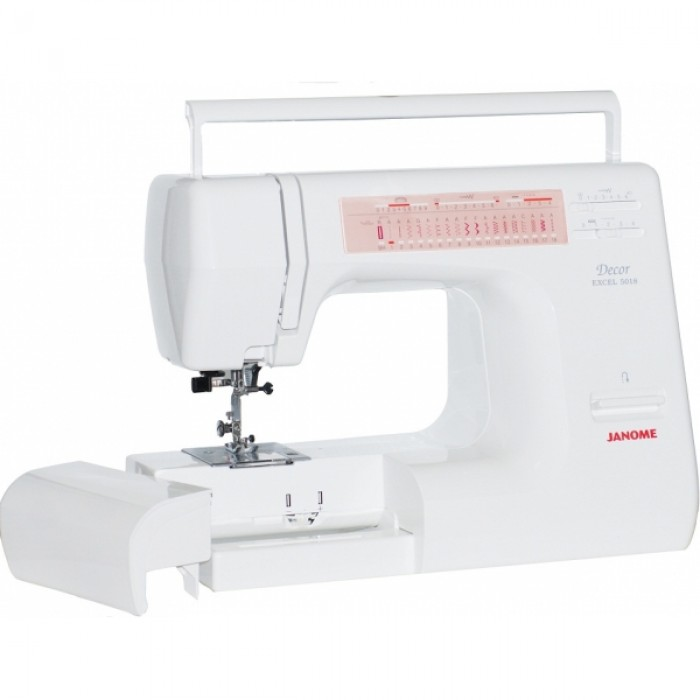 Buy Janome Decor Excel 5018 Sewing Machine at Janome Flyer.com