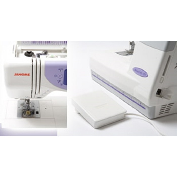 Buy Janome MC40 Embroidery Sewing Machine At Janome Flyer Enchanting Janome Memory Craft Mc 9700 Sewing And Embroidery Machine
