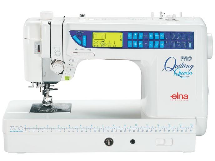 Elna 7300 Pro Quilting Queen