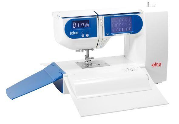Buy Elna Lotus Sewing Machine At Janome Flyer Stunning Elna Sewing Machine