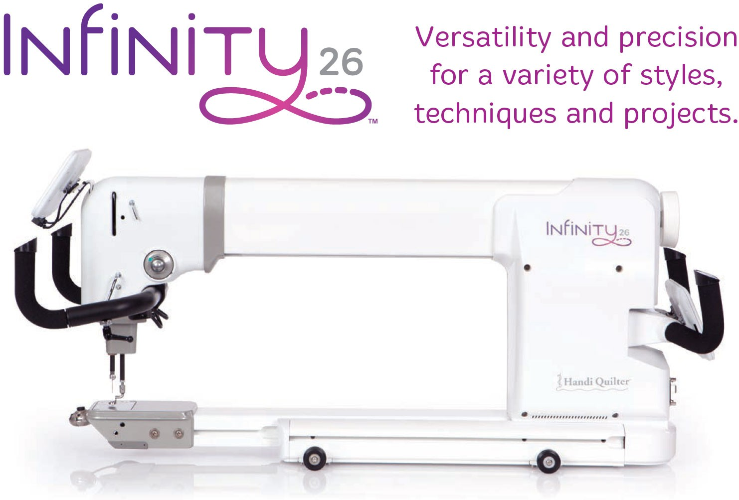 Buy Handi Quilter Infinity At Janome Flyer Com