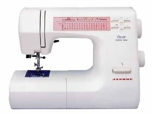 Buy janome decor excel 5018 sewing machine at janome for Best home decor sewing machine