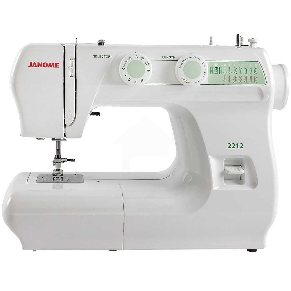Buy Janome 2212 Sewing Machine at Janome Flyer.com