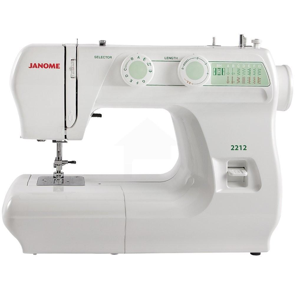 Janome 2212 Sewing Machine