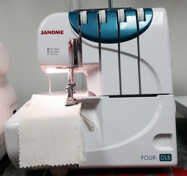 Janome 4DLB Serger