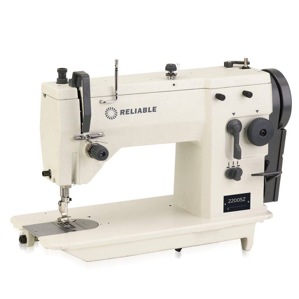 Buy RELIABLE 2200SZ ZIG ZAG SEWING MACHINE at Janome Flyer.com