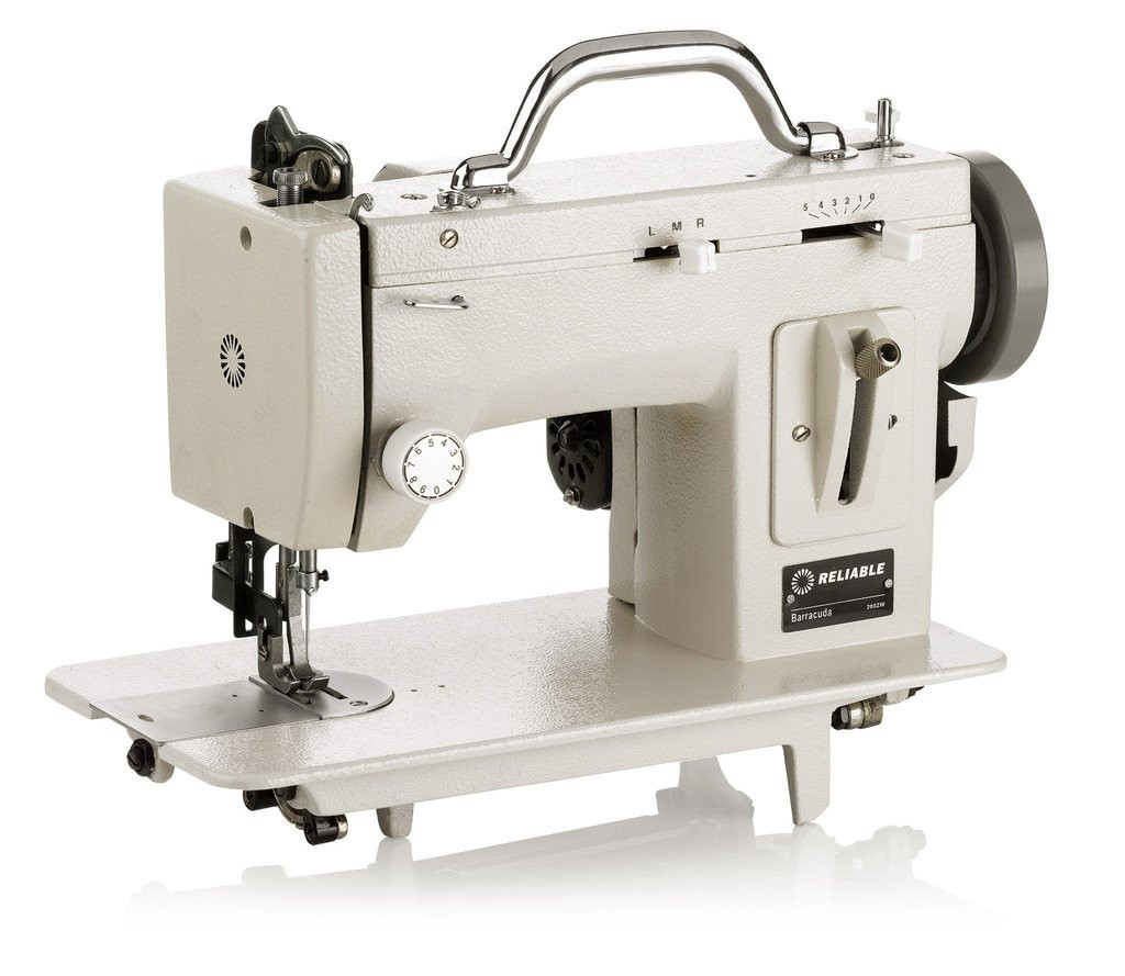 Buy THE BARRACUDA 200ZW PORTABLE INDUSTRIAL ZIG ZAG SEWING ...