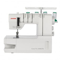 Janome CoverPro 2000CPX Sewing Machine