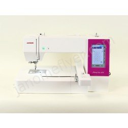 SAVE 42% Janome 450E Embroidery Machine
