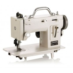 RELIABLE BARRACUDA 200ZW PORTABLE STRAIGHT STITCH ZIGZAG WALKING FOOT UPHOLSTERY SEWING MACHINE.