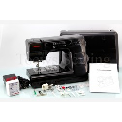 Heavy Duty Janome HD3000BE Black