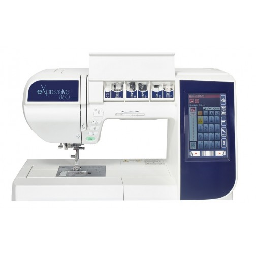 Elna Sewing Machines Order Now At JanomeFlyer Impressive Elna 780 Sewing Machine