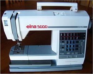Elna 5000